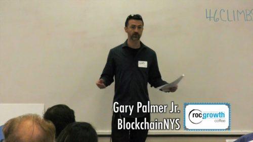 RocGrowth-Coffee-•-2018-08-03-•-Gary-Palmer-Jr-•-BlockchainNYS