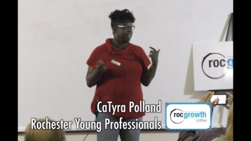 RocGrowth-Coffee-201-10-05-•-CaTyra-Polland-•-Rochester-Young-Professionals