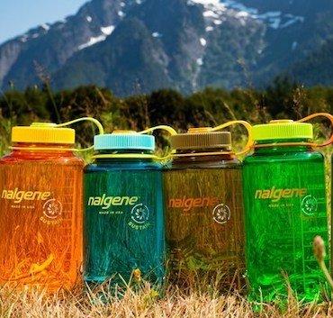Nalgene Outdoor Sustain Group Shot